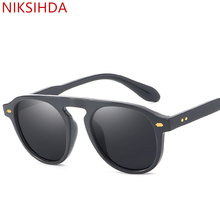 NIKSIHDA 2019 New fashion sunglasses in Europe and the United States are hot sellers of 100 sets of anti-ultraviolet Sunglasses niksihda 2019 european and american pop polarized sunglasses fashion sunglasses anti ultraviolet sunglasses uv400