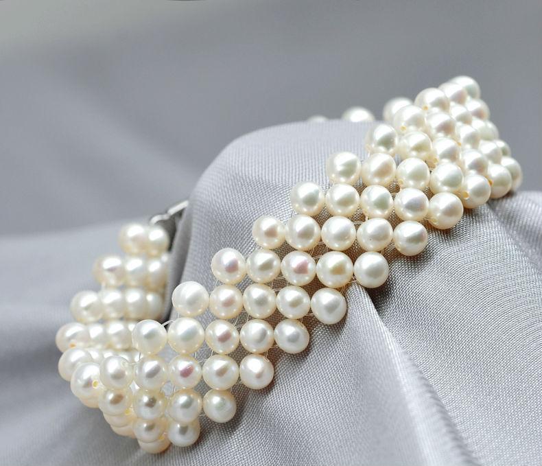 freshwater pearl bracelets jewelry 22