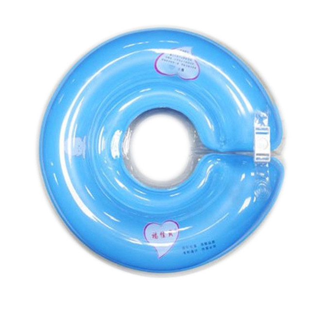 Vvcare Inflatable Infant Swimming Neck Ring Safe Float Ring Baby ...