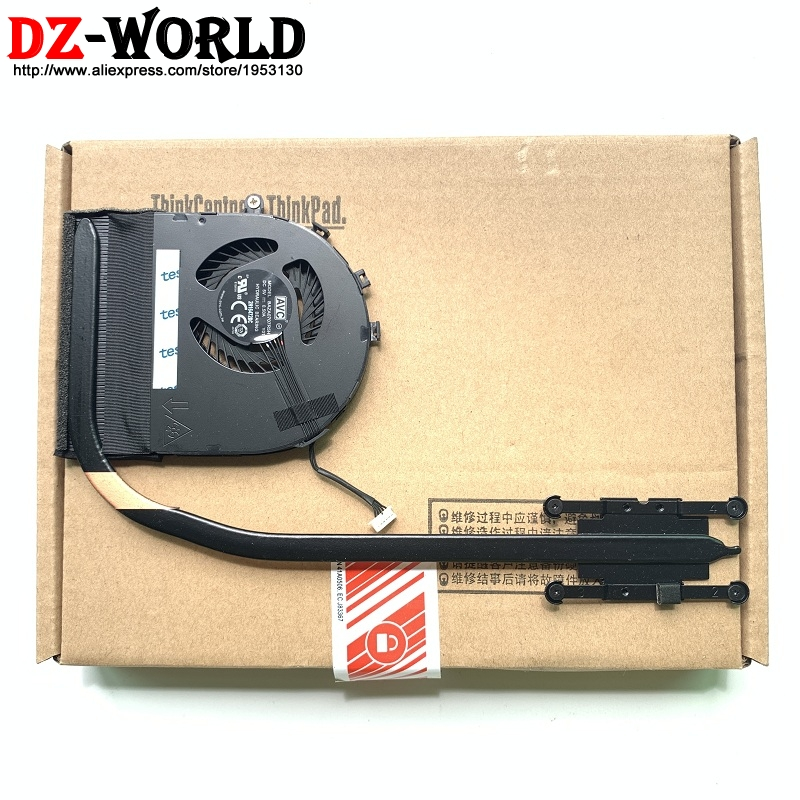 Original for Lenovo ThinkPad T560 CPU Cooling Heatsink /& Fan 00UR840 00UR841