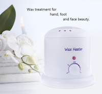 1000ML Electric Round Epilator Depilatory Waxing Heater Hair Removal Hand Foot Face Beauty Wax Warmer Salon