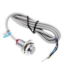 Sensor de proximidade 1 peça, interruptor magnético njk-5002c NJK-5002 npn linha 100% novo original