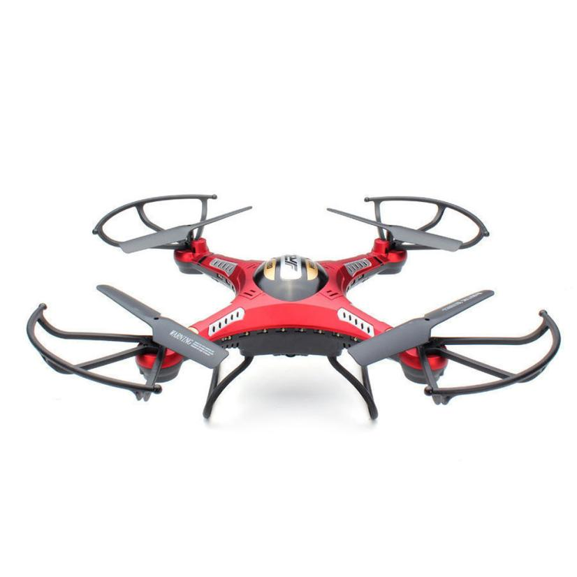 JJRC H8D 5.8G FPV RC Quadcopter Camera With Monitor + 8pc Spare Propeller Gift Dropshipping Free Shipping A4 2 pack 7 4v 500mah lithium battery for jjrc h8c h8d rc quadcopter spare free shipping
