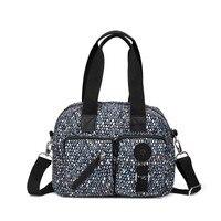ACEPERCH Casual Printing Waterproof Nylon Bolsos Mujer Female Handbags Women Bags Designer Bolsa Feminina Messenger Bags