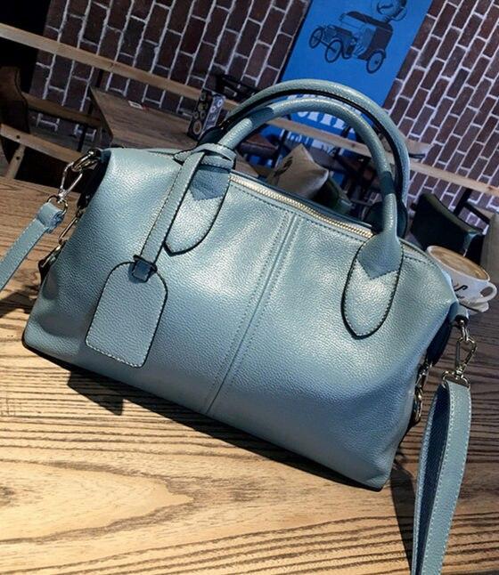 New 2018 women leather shoulder bag handbag CHISPAULO brand messenger bag Retro casual bag free shipping