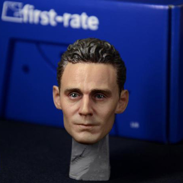 1/6 Avengers Loki Head Sculpt Tom Hiddleston Headplay for 12 inches Male Action Figure фигурка героя мультфильма 1 6 12 head sculpt