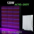 120W 85-265V High Power LED Plant Grow Light Lamp For Vegs Aquarium Garden Horticulture And Hydroponics Grow EU Plug