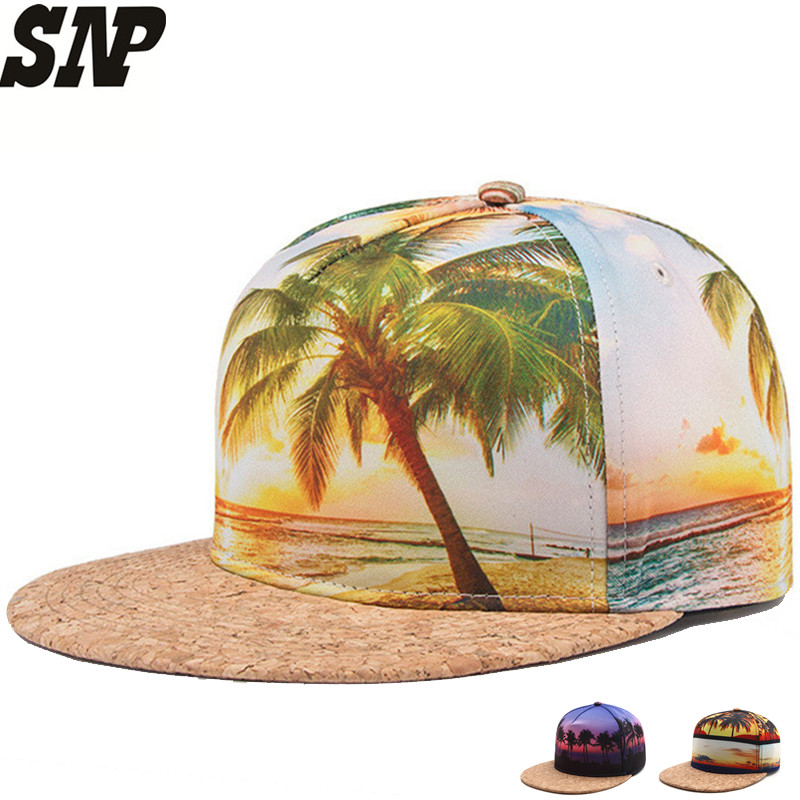 SNP color print summer style men women snapback baseball caps Fashion Trends hip hop hats caps  casquette bone snapback gorras cntang brand summer lace hat cotton baseball cap for women breathable mesh girls snapback hip hop fashion female caps adjustable