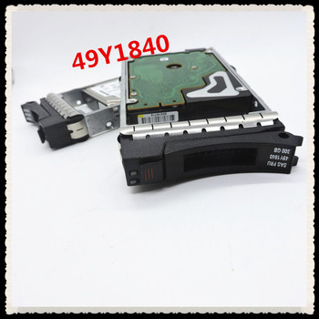 100%New In box  3 year warranty  49Y1836 49Y1840 5210 300G 10K SAS 2.5 DS3524   Need more angles photos, please contact me