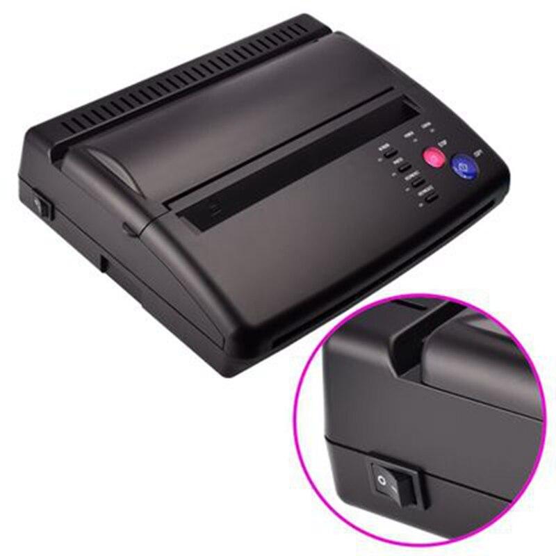 Copie pochoir Machine tatouage transfert Machine imprimante dessin thermique pochoir fabricant copieur pour tatouage transfert papier approvisionnement - 2