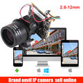 Автозум 3X моторизованный зум-объектив 2 8 мм-12 мм  Full HD 1080P 1/2.9 ''  модуль камеры SONY CMOS IMX322 AR0130 IP  печатная плата + кабель