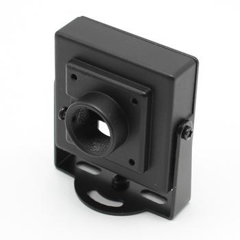 CCTV metalowa obudowa kamery Mini Box obudowa do kamery AHD IP obudowa kamery PCB pokrywa System nadzoru tanie i dobre opinie AHWVSE W301