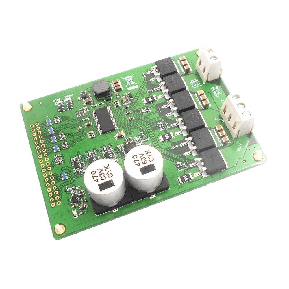 DRV8301 high power motor drive module ST FOC vector control BLDC brushless PMSM drive