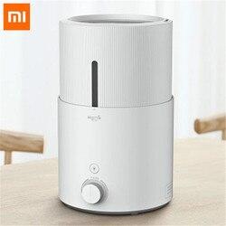 Xiaomi Deerma DEM-SJS600 5L ultrasónico de aire humidificador Aroma purificación UV Integrado de Navegación para la Oficina de la casa