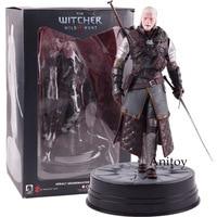 Dark Horse The Witcher 3 Wild Hunt Geralt of Rivia Grandmaster Ursine Statue PVC Action Figure Collectible Model Toy 25cm
