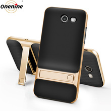 3D Case for Samsung Galaxy J7 2017 Cover Case Silicon 5.5 inch Kickstand Hybrid Mobile Phone Back Cover funda Carcasas for Girls