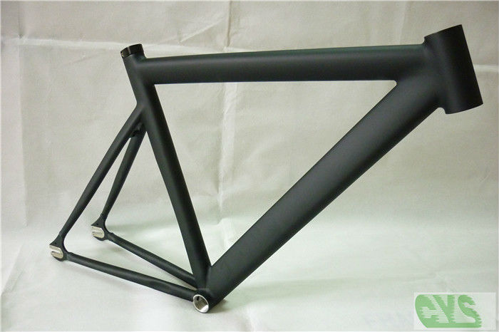 2014 super light lb725 track bike frame al6061 700c53cm bicycle partschina