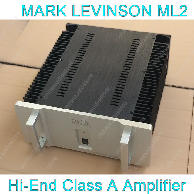 US $319 0 |MARK LEVINSON ML 2 35W Stereo Class A Power Amplifier Clone Of  Origional MARK LEVINSON Amplifier, Hi End Audio-in Amplifier from Consumer
