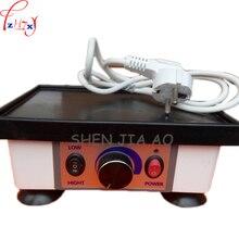 1 шт., 220 В стоматологический гипсовый осциллятор, стоматологическое лабораторное оборудование, JT-51B гипсовый шейкер, Стоматологическая модель, вибрационная машина