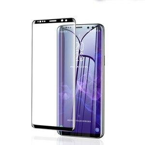 Image 5 - 99d completa curvo vidro temperado para samsung galaxy s9 s8 mais nota 8 9 protetor de tela no s8 s9 s7 s6 edge película protetora