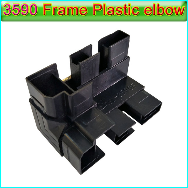 Gicl3590F Framework Plastic corner P3/P4/P5/P6/P10/P16 LED Display ...