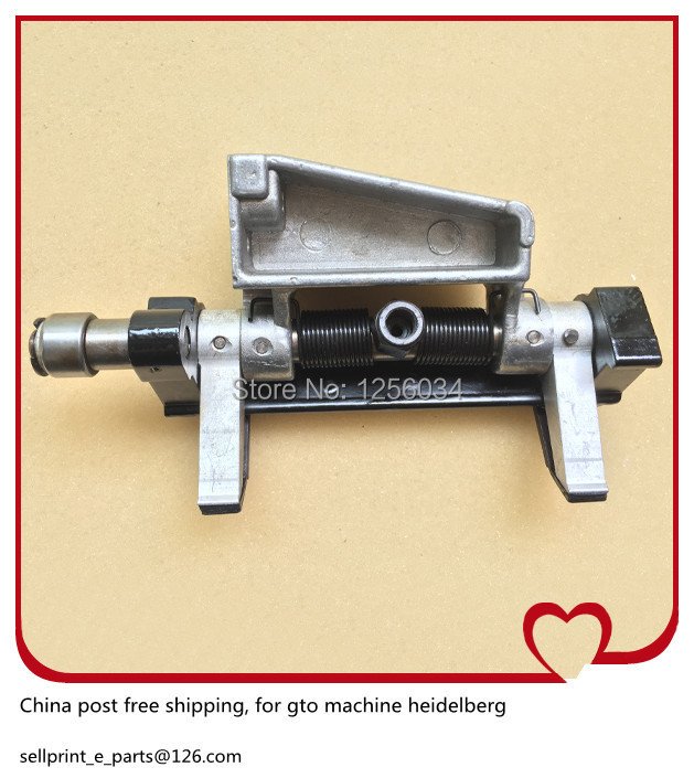 ФОТО China post free shipping feed gripper assembly for gto Heidelberg GTO machine spare parts