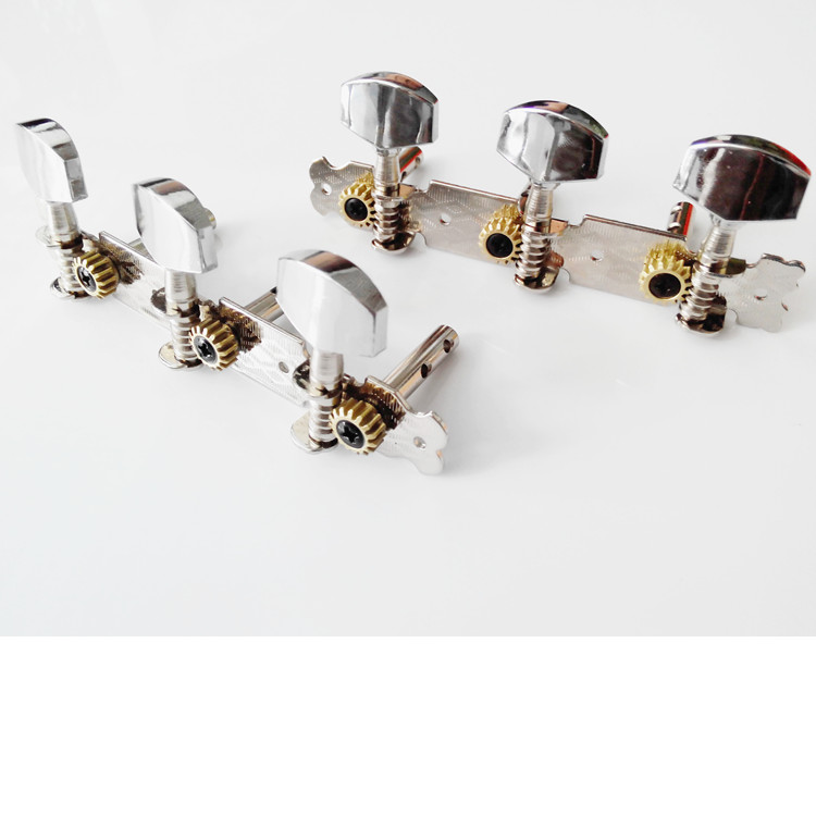 Guitar Tuning Pegs 3L3R Machine Heads Keys Tuners for Classical Guitar Parts Inline Tuning a set of 3r3l string tuners tuning peg machine heads for classical guitar