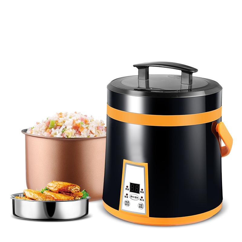 110V / 220V 1.6L portable mini rice cooker electric cooker