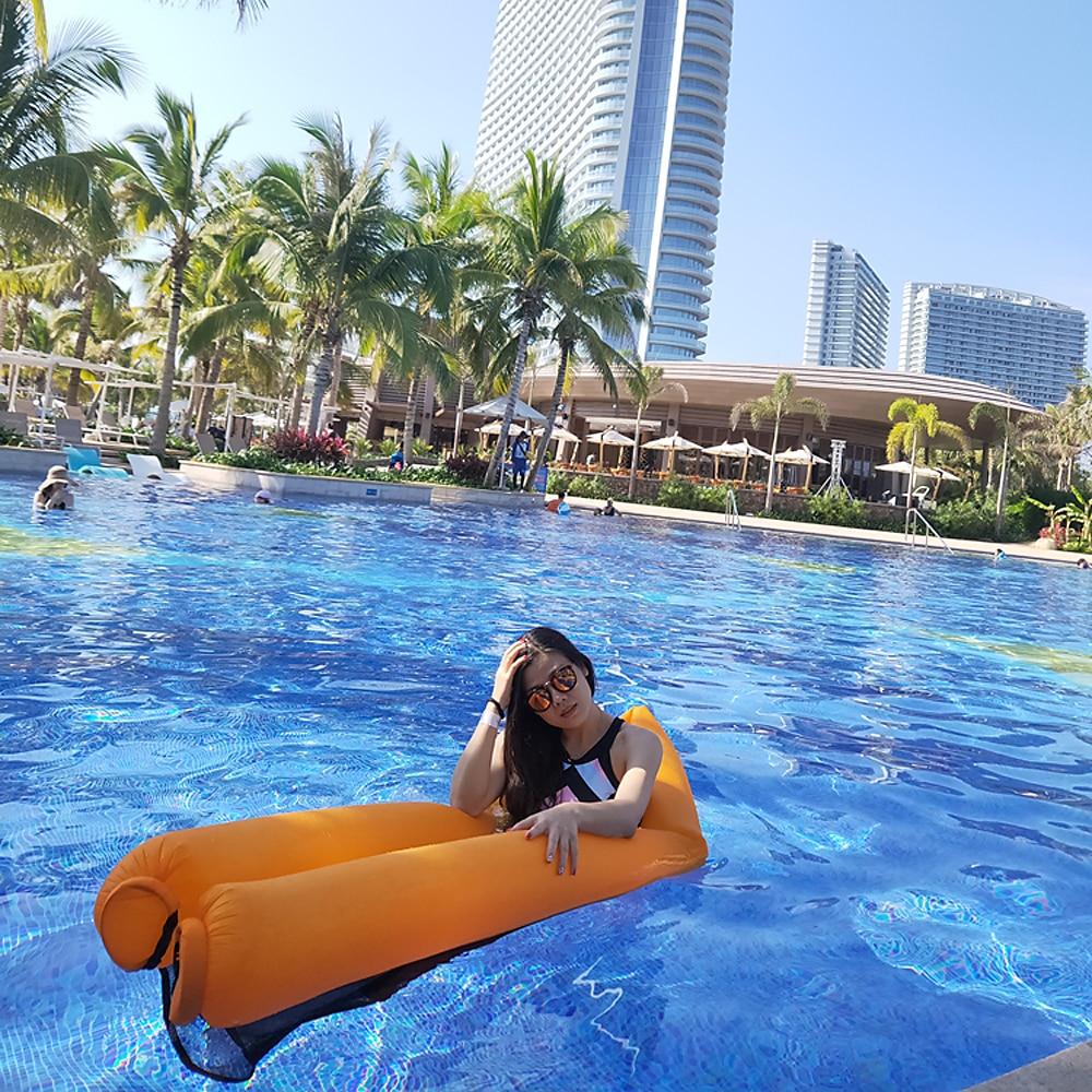 Lixada Inflatable Floats Water Hammock for Adults 440lb ...