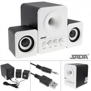 SADA Wired Mini Bass Cannon 3W
