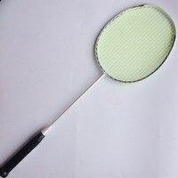 1 pc 4U NO Logo OEM badminton rackets badminton racquet