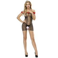 Exotic Baby Doll Sexy Women Porno Exotic Lingerie Hollow Red Lace Dress Sleepwear Sexy Lingerie Exotic Underwear Sex Costumes women s christmas lace nightdress women s underwear sexy lingerie red white baby doll sleepwear women s sleep dress