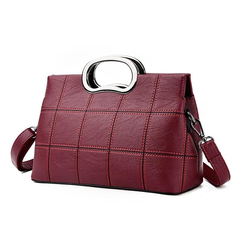 GüNstig Einkaufen Neue Frau Leder Handtaschen Mode Frauen Tasche Luxus Marke Pu Leder Frauen Messenger Taschen Shell Tasche Damen Handtaschen Sacs Herausragende Eigenschaften