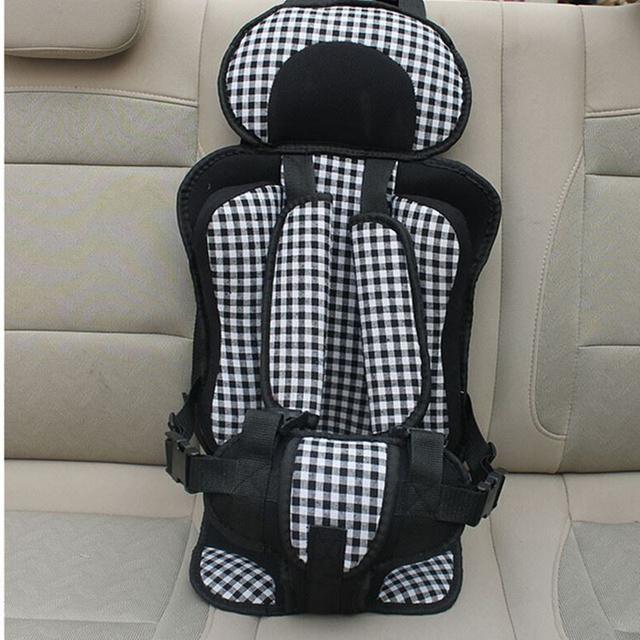 2017 Niños Niños Silla sitio auto enfant Niño Portable Del Asiento de Coche de Refuerzo, Infantil de la Muchacha del Bebé Del Asiento De Auto, alzador silla auto