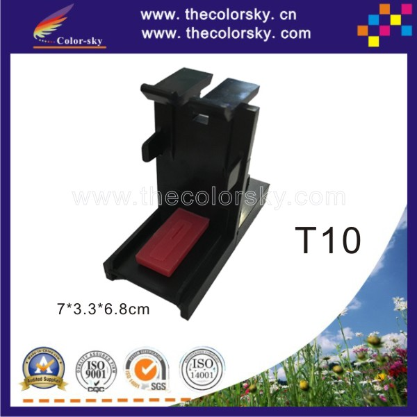 (T10) ink cartridge refill tool filling holder for Lexmark 18C0032A(32) 18C0034A(34) 18C0033A(33) 18C0035A(35) free shipping