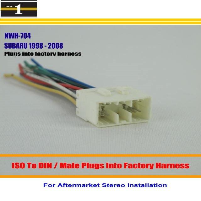font b Car b font Radio font b ISO b font font b Wiring b online get cheap car wire wiring harness plug iso aliexpress com  at webbmarketing.co