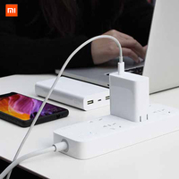 Original Xiaomi Power Adapter 65W Type C Quick Charger Mi Notebook Air 13.3 Power Adapter 20V Type C USB C Power Adapter 45W