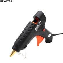 60 Вт 110 В 220 В Профессиональная Термоклей Пистолет Отопления Craft Repair инструмент с Бесплатным 2 шт. 11 мм Термоклей Палочки Термо-Клей пистолет