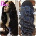 "26"" U Part Human Hair Wigs Body Wave Brazilian Virgin Hair U Part Wigs For Black Women Middle U Part Lace Wigs,Cheap Upart Wigs"
