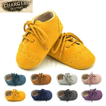 8 Colors 0 -1 Year Old Baby First Walkers Flying Lace with Leisure Unisex Cack Spring and Autumn Soft Bottom Babies Shoes