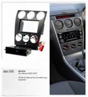 XTRONS Car Radio Facia for MAZDA 6 Atenza Stereo Dash Kit Fitting Trim Installation Fascia Face Plate Surround DVD Panel Frame