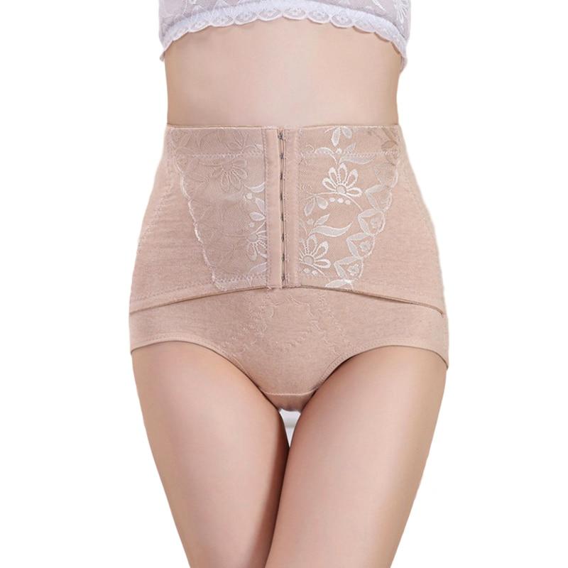 Szülés utáni fűző nadrág női vezérlés bugyi test formázó hasi rövidnadrág női nadrágos nadrág magas derék alsónemű