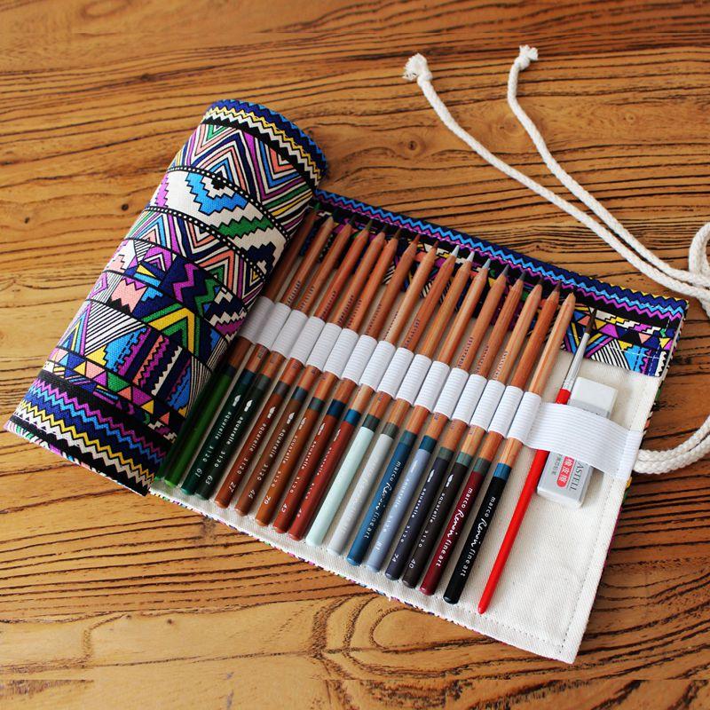 36 48 72 buracos grande lápis caso
