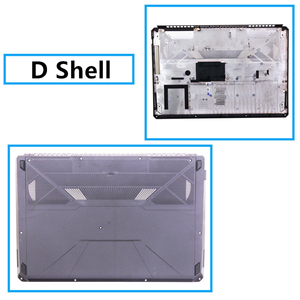 Image 5 - Brand New Laptop For ASUS FX80 FX80G FX504 FX504G Top Cover /LCD Bezel/Palmrest/Bottom Base Cover Case