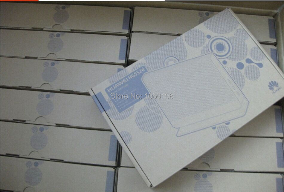 компания Huawei hg552d технология vdsl2 модем/маршрутизатор
