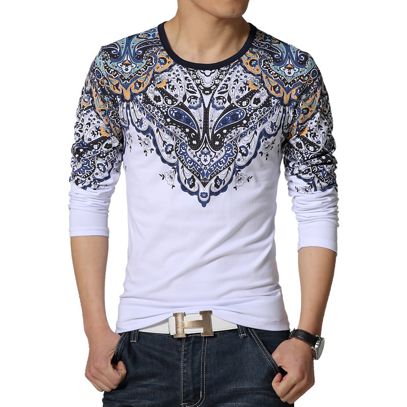 Buy 2016 New Men T Shirt Mens Printed O