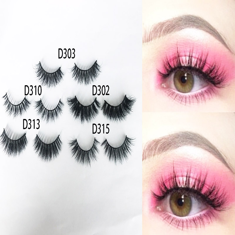 Top Products 30 pairs 3d mink lashes wholesale in Gym Home