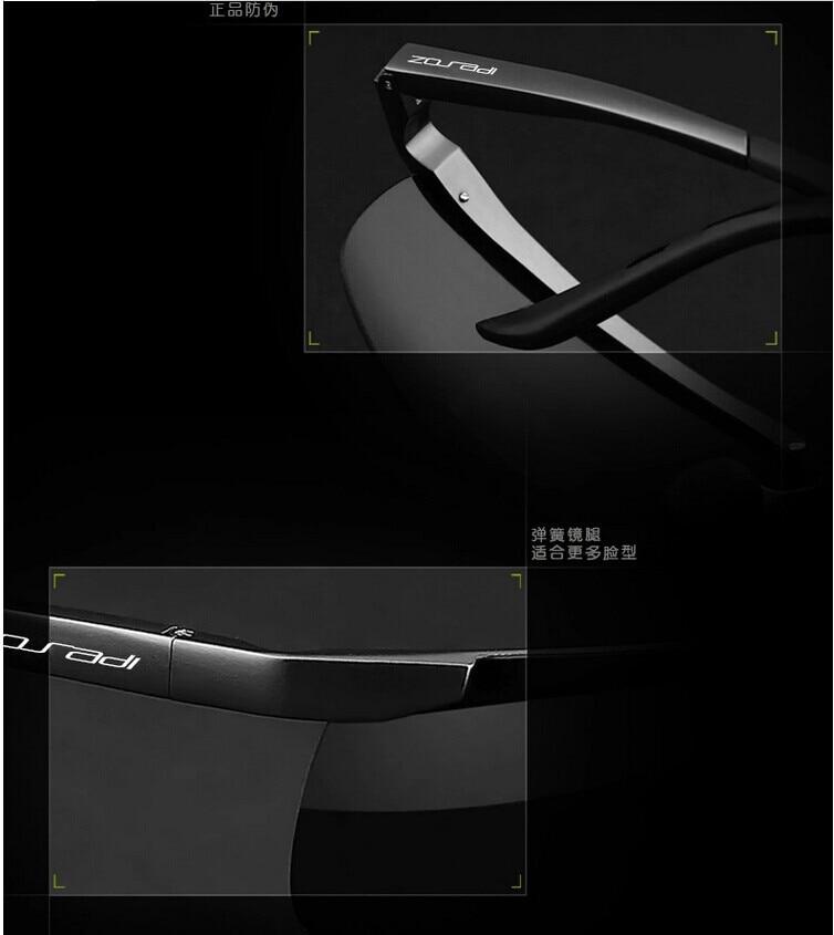 Gafas De Sol De lujo para policía soldado modelo De conductor Tac ... 66540348a5ea
