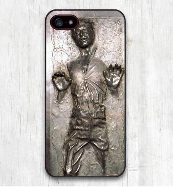 Stars Wars Cases for iPhone – Han Solo