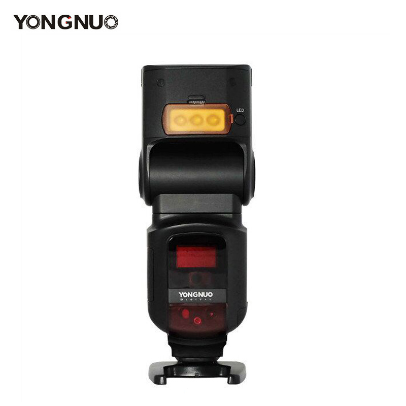 New YONGNUO YN968EX-RT TTL Wireless Flash Speedlite with LED Light Support YN-E3-RT YN600EX-RT for Canon 600EX-RT ST-E3-RT вспышка для фотокамеры 2xyongnuo yn600ex rt yn e3 rt speedlite canon rt st e3 rt 600ex rt 2xyn600ex rt yn e3 rt